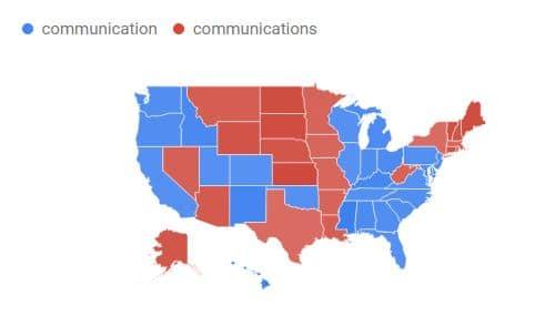 communication US