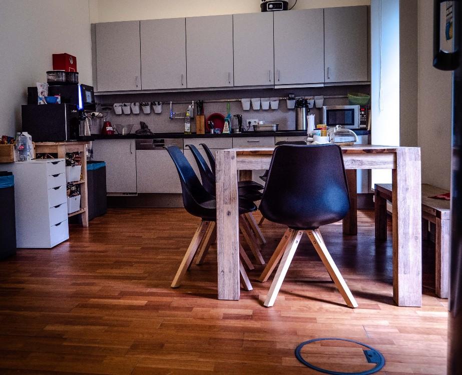 Ministry Group Kitchen