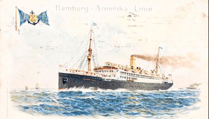 Hamburg English business Hamburg America