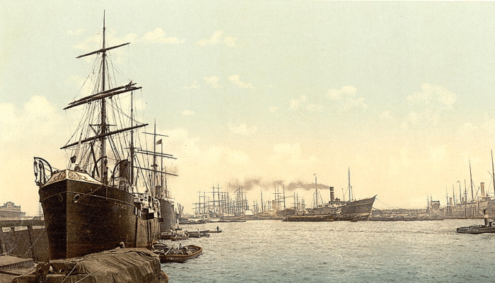 Hamburg English business